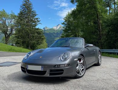 Porsche 911 Carrera S Cabriolet - Type 997 Ph1 - Tiptronic à Annecy (Haute-Savoie)