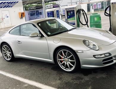 Porsche 997s à Saint-Malo (Ille-et-Vilaine)