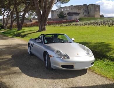 Porsche Boxster 2.7 Tiptronic à Fargues (Gironde)