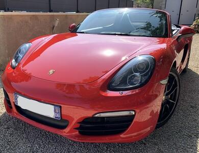Porsche Boxster 981 S à Poitiers (Vienne)