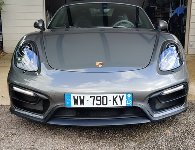 Porsche Boxster Gts Type 981 à Saint-Priest (Rhône)