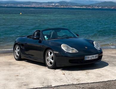 Porsche Boxster Type 986 2.5 à Toulon (Var)