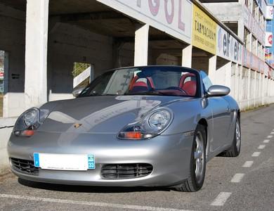 Porsche Boxster Type 986 2.5l à Saint-Léonard (Marne)