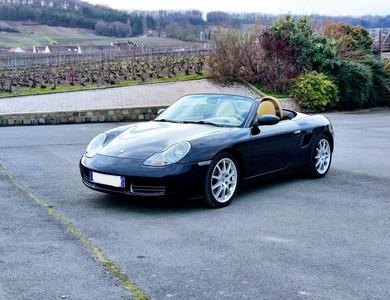Porsche Boxster Type 986s 3.2 à Reims (Marne)