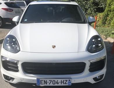 Porsche Cayenne S Hybrid à Cannes (Alpes-Maritimes)