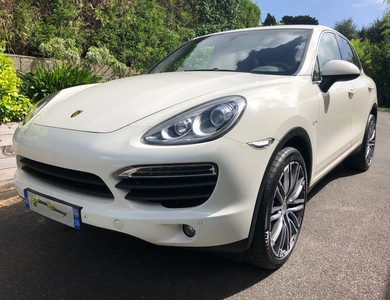 Porsche Cayenne S Hybride à Ploeren (Morbihan)