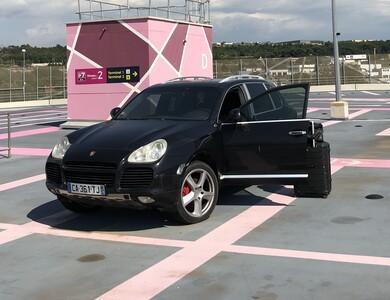 Porsche Cayenne Turbo à Ajaccio (Corse-du-Sud)