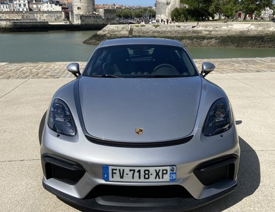 Porsche Cayman Gt4 à La Rochelle (Charente-Maritime)