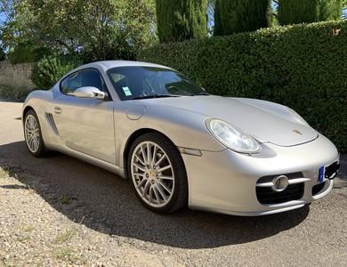 Porsche Cayman à Lyon (3ème arr.)