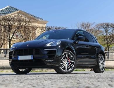 Porsche Macan Gts à Paris (17ème arr.)