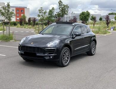 Porsche Macan S à Montmagny (Val-d'Oise)