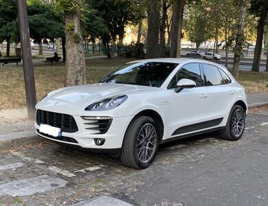 Porsche Macan S à Paris (16ème arr.)