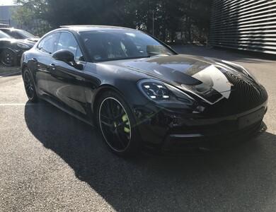 Porsche Panamera à Jacou (Hérault)