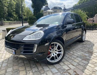 Porsche S V8 à Marly-le-Roi (Yvelines)