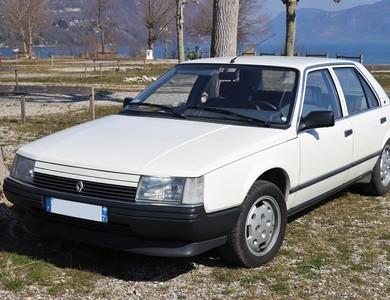 Renault 25 Gts à La Motte-Servolex (Savoie)