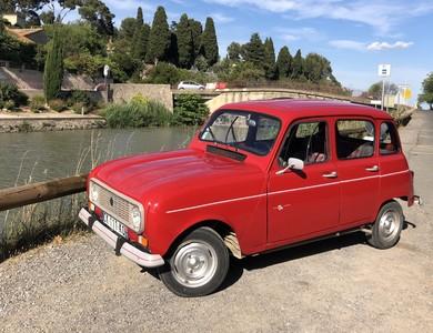 Renault 4l Tl à Labenne (Landes)