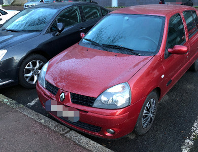 Renault Clio 2 Extrême à Limoges (Haute-Vienne)