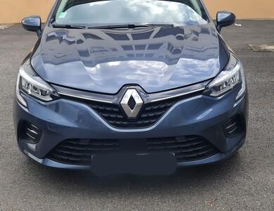 Renault Clio V à Limoges (Haute-Vienne)