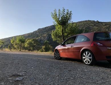 Renault Megane 2 Rs à Lézignan-la-Cèbe (Hérault)