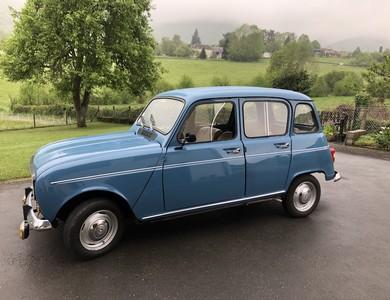 Renault R4 Tl à Labenne (Landes)