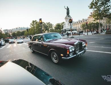 Rolls Royce Silver Shadow Lwb à Roanne (Loire)