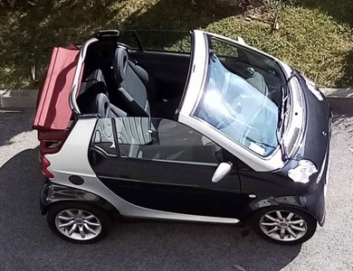 Smart Fortwo Cabriolet à Antibes (Alpes-Maritimes)