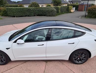 Tesla 3 Grande Autonomie à Le Havre (Seine-Maritime)