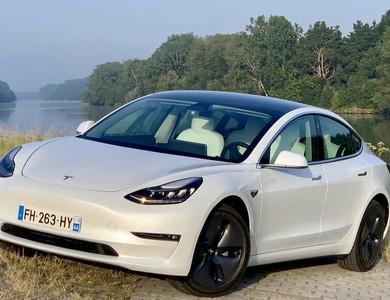 Tesla Model 3 - Grande Autonomie à Lyon (7ème arr.)