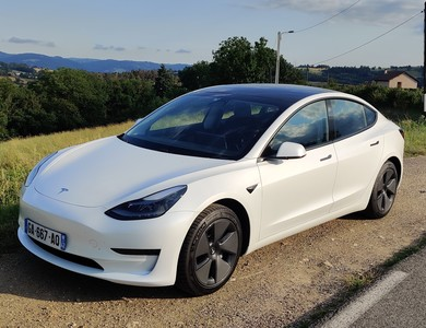 Tesla Model 3 Dual Motor (grande Autonomie) 2021 à Saint-Étienne (Loire)