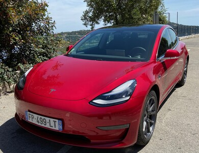 Tesla Model 3 Long Rang à Nice (Alpes-Maritimes)