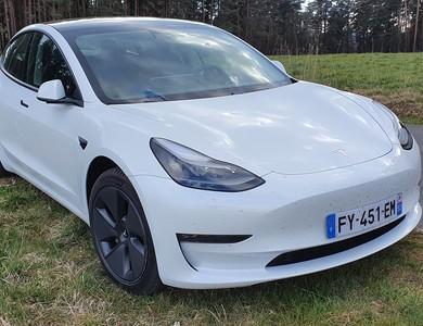 Tesla Model 3 (lr) Grande Autonomie à Lyon (7ème arr.)