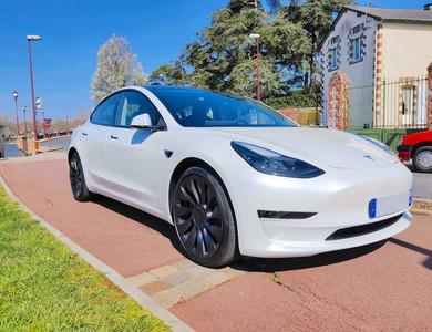 Tesla Model 3 Performance à La Chapelle-sur-Erdre (Loire-Atlantique)