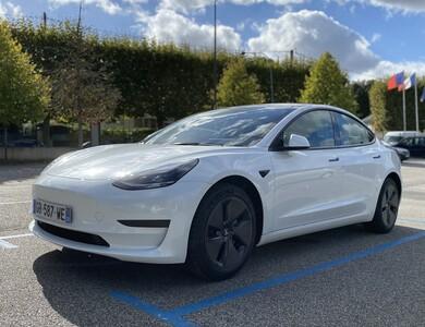 Tesla Model 3 Sr+ à Viroflay (Yvelines)