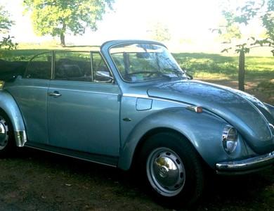 Volkswagen (vw) 1303 L Cabriolet à Roanne (Loire)