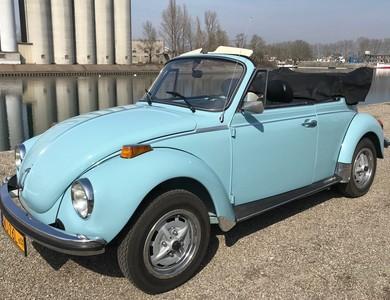 Volkswagen (vw) Coccinelle 1303 Cabriolet à Strasbourg (Bas-Rhin)