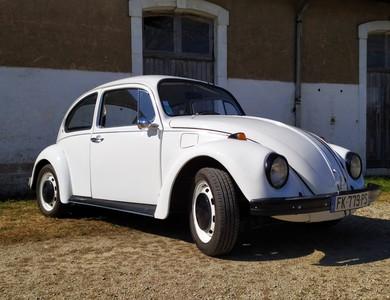 Volkswagen (vw) Coccinelle à Beaune (Côte-d'Or)