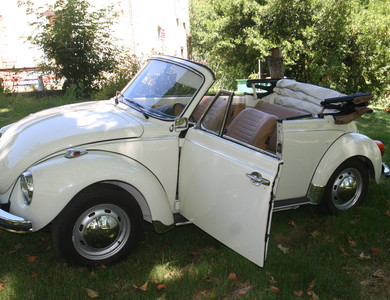 Volkswagen (vw) Coccinelle Cabriolet à Peyrole (Tarn)