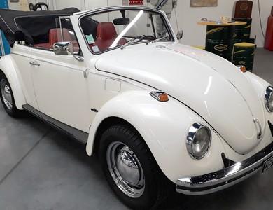 Volkswagen (vw) Coccinelle Cabriolet à Poitiers (Vienne)