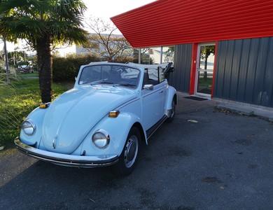Volkswagen (vw) Coccinelle à La Baule-Escoublac (Loire-Atlantique)