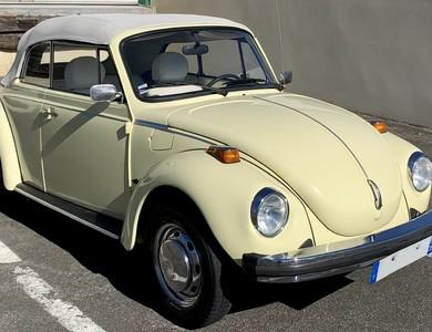 Volkswagen (vw) Coccinelle à Noyal-Châtillon-sur-Seiche (Ille-et-Vilaine)