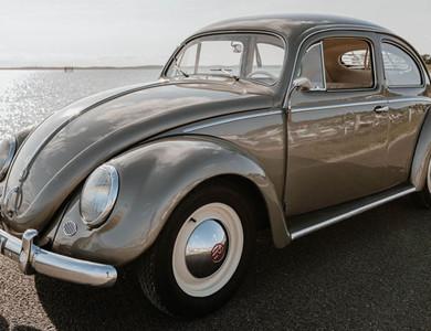 Volkswagen (vw) Coccinelle Ovale à Le Porge (Gironde)