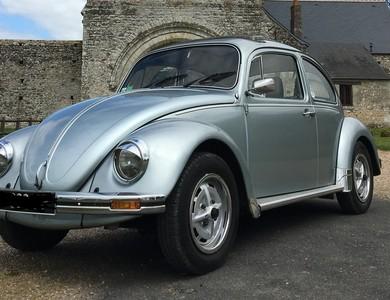 Volkswagen (vw) Coccinelle à Parçay-Meslay (Indre-et-Loire)