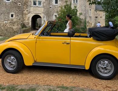 Volkswagen (vw) Coccinelle à Rennes (Ille-et-Vilaine)