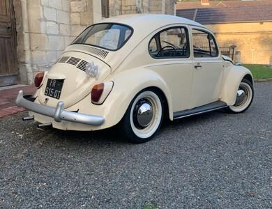 Volkswagen (vw) Coccinelle à Villers-Saint-Paul (Oise)