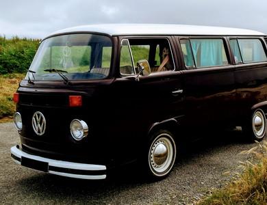 Volkswagen (vw) Combi T2 à Le Moustoir (Côtes-d'Armor)