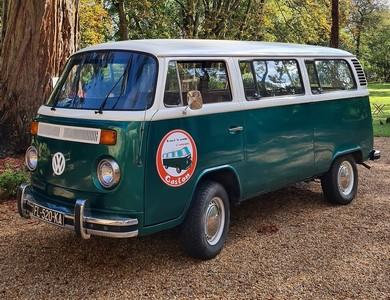 Volkswagen (vw) Combi T2 Minibus à Bouchemaine (Maine-et-Loire)