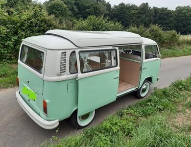 Volkswagen (vw) Combi T2 à Moreuil (Somme)
