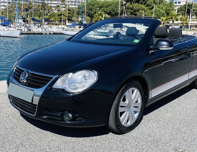 Volkswagen (vw) Eos Cabriolet à Cannes (Alpes-Maritimes)