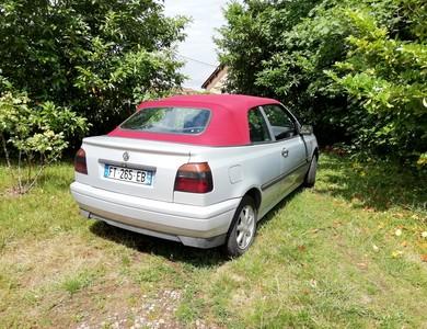 Volkswagen (vw) Golf 3 à Lyon (2ème arr.)
