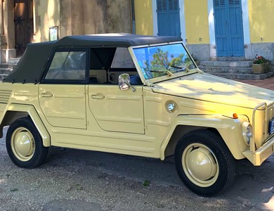 Volkswagen (vw) Kübelwagen 181 - Mk I à Tallard (Hautes-Alpes)